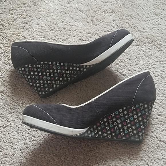 Keds Platform Heels